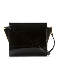 Desa 1972 Micro 'Four' Crossbody Bag Black