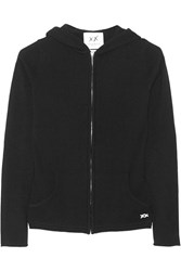 Banjo And Matilda Uber Cashmere Hooded Top Black