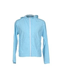 Roda At The Beach Jackets Turquoise