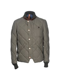 Crust Down Jackets Military Green