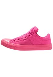Converse Chuck Taylor All Star Madison Trainers Vivid Pink Neon Pink