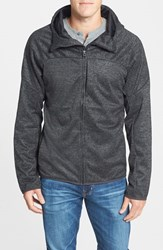 Men's Burton 'Mountain Chill' Hooded Water Repellant Dryride Softshell Jacket