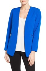 Vince Camuto Women's Zip Pocket Blazer