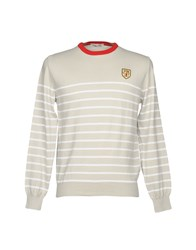 Cooperativa Pescatori Posillipo Sweaters Light Grey