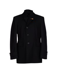 Baldessarini Coats And Jackets Coats Men Black
