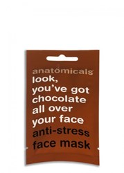 Anatomicals Look You've Got Chocolate All Over Your Face Anti Stress Mask