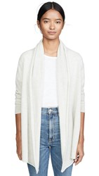 Club Monaco Cristina Cardigan Light Heather Grey