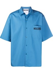 Moschino Oversized Logo Shirt 60