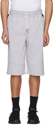 Versus Grey Logo Band Shorts