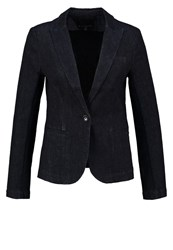 Banana Republic Blazer Rinse Dark Blue