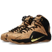 Nike Lebron Xii Ext 'King's Cork' Brown
