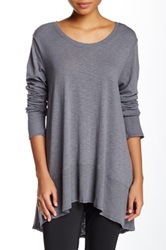 Central Park West The Khoury Tunic Gray