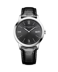 Baume And Mercier My Classima Watch 42Mm Gray