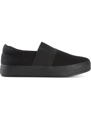 Opening Ceremony Slip On Sneakers Black
