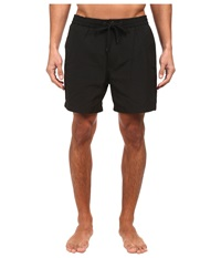 Michael Kors Swim Surf Short Black Men's Swimwear