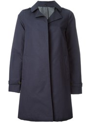 Golden Goose Deluxe Brand Classic Raincoat Blue