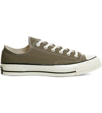Converse All Star Ox '70 Canvas Low Top Trainers Surplus