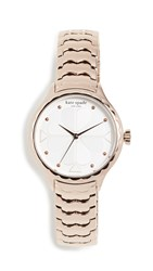 Kate Spade New York Geo Floral Watch 32Mm Rose Gold