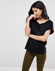 Blend She Gaja Relaxed T Shirt Black