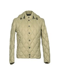 313 Tre Uno Tre Jackets Military Green