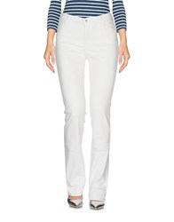 Trussardi Jeans Jeans White
