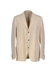 Michelangelo Suits And Jackets Blazers Men Beige