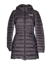 Crust Down Jackets Black