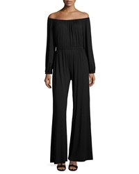 Rachel Pally Paolo Off The Shoulder Jumpsuit