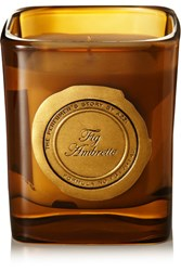 The Perfumer's Story By Azzi Glasser Fig Ambrette Scented Candle Colorless
