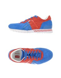 Onitsuka Tiger By Asics Onitsuka Tiger Footwear Low Tops And Trainers Men Blue