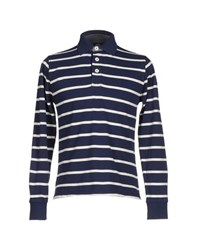 North Sails Topwear Polo Shirts Men Dark Blue
