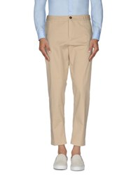 Maison Scotch Trousers Casual Trousers Men Beige