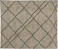 Cb2 Trap Neutral Rug 8'X10'