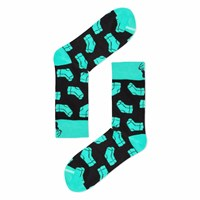 Aloha From Deer Incepction Cotton Socks