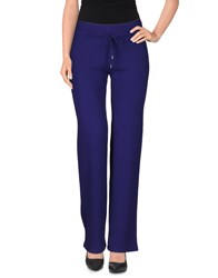 Kangra Cashmere Trousers Casual Trousers Women Purple