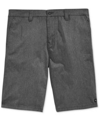 Rip Curl Men's Constant Stretch Shorts Charcoal