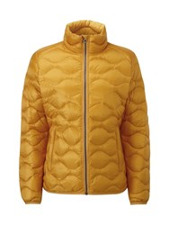 Tog 24 Maine Womens Down Jacket Yellow