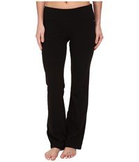 Jockey Active Slim Bootleg Black Women's Casual Pants