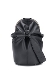 Max Mara Black Cecile Shoulder Bag