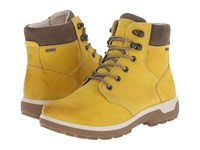 Ecco Sport Gora Gore Tex Bamboo Tarmac Women's Hiking Boots Yellow