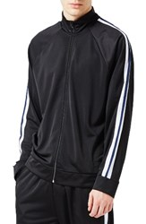 Topman Men's Panelled Track Jacket