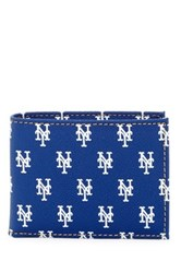Dooney And Bourke Mets Credit Card Billfold Blue