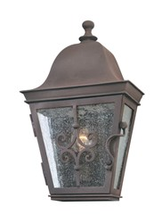 Troy Lighting Markham 2351 Outdoor Wall Light Brown