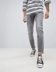 G Star 3301 Deconstructed Super Slim Jeans Grey Tricia Grey