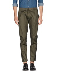 Nine Inthe Morning Casual Pants Military Green