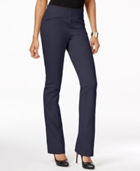 Inc International Concepts Pull On Slim Flared Pants Only At Macy's