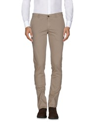 Maison Clochard Casual Pants Beige