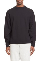 Men's T By Alexander Wang 'Vintage' Crewneck Sweatshirt