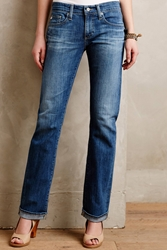 Ag Jeans Ag Tomboy Relaxed Straight Jeans 15 Years Sea Flower