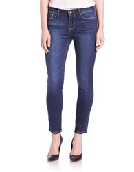 Calvin Klein Jeans Skinny Ankle Inky Blue